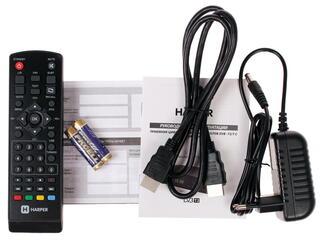 Приставка для цифрового ТВ HARPER HDT2-1512