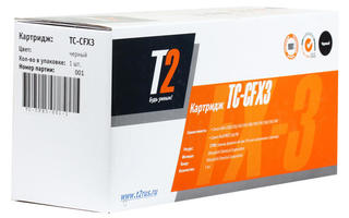 Картридж лазерный T2 TC-CFX3