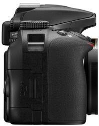 Зеркальная камера Nikon D3400 Body черный