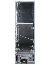 Холодильник с морозильником Бирюса Б-M127 серебристый