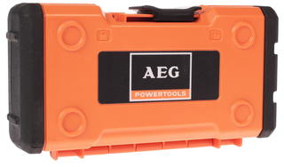 Набор буров AEG Power SDS+