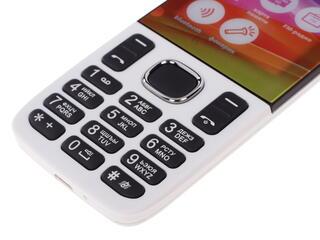 Сотовый телефон Vertex D503 белый