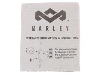 Наушники Marley Smile Jamaica EM-JE041-DN