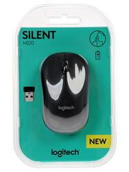Мышь беспроводная Logitech Wireless Mouse M220 SILENT
