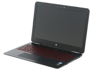 """15.6"""" Ноутбук HP Omen 15-ax004ur черный"""