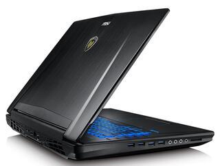 "17.3"" Ноутбук MSI WT72 6QK-006RU черный"