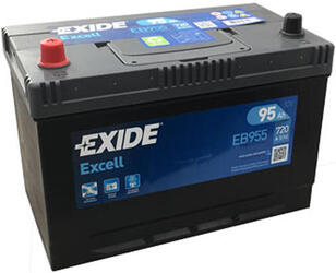Автомобильный аккумулятор EXIDE EXCELL EB955
