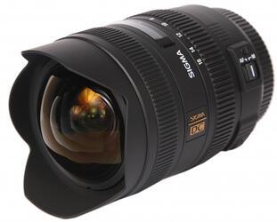 Объектив Sigma AF 8-16mm F4.5-5.6 DC HSM