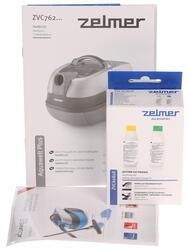 Пылесос Zelmer ZVC762SPRU серебристый