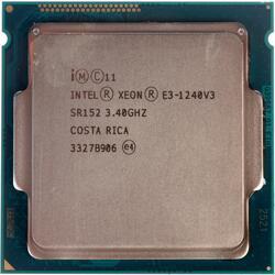 Процессор Xeon E3-1240 v3