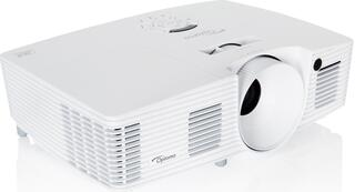 Проектор Optoma W402 белый