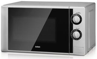 Микроволновая печь BBK 20MWS-708M/BS серебристый