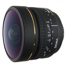 Объектив Sigma AF 8mm F3.5 EX DG Circular Fisheye