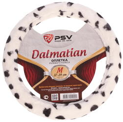 Оплетка на руль PSV DALMATIAN белый