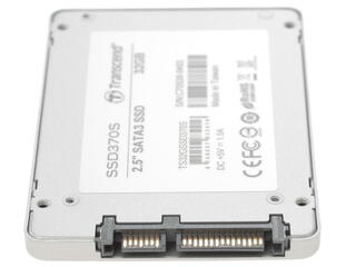 32 ГБ SSD-накопитель Transcend 370S [TS32GSSD370S]