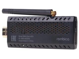 Медиаплеер Rombica Smart Stick Duo