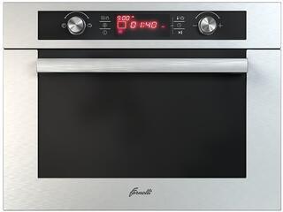 Электрический духовой шкаф Fornelli FEA 60 DUETTO mw IX