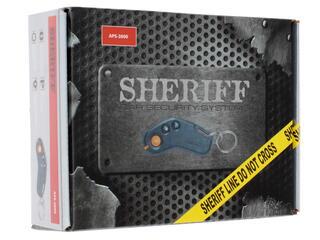 Автосигнализация Sheriff APS-2600