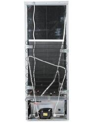 Холодильник с морозильником Бирюса Б-M134 серебристый