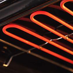 Электрический духовой шкаф Pyramida F 43 BLACK