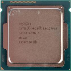 Процессор Xeon E3-1270 v3