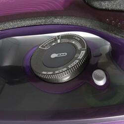 Утюг Bosch TDA703021T фиолетовый, черный