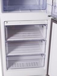 Холодильник с морозильником BEKO RCSK340M21S серебристый