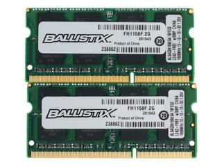 Оперативная память Crucial Ballistix Sport [BLS2C4G3N18AES4CEU] 8 ГБ