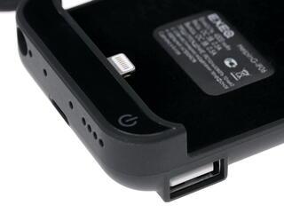 Чехол-батарея Exeq HelpinG-iF06 BL черный