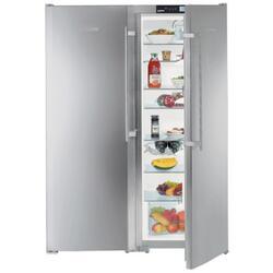 Холодильник Liebherr SBSes 6352-24 серебристый