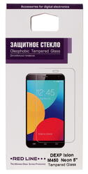 """5"""" Защитное стекло для смартфона DEXP Ixion M450 Neon"""