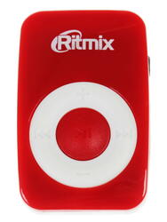 MP3 плеер RITMIX RF-1010 красный