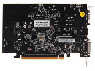 Видеокарта Powercolor AMD Radeon R7 350 OC [AXR7 350 2GBD5-HE/OC]
