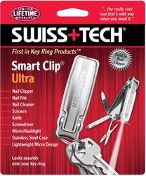 Многофункциональный инструмент Swiss+Tech Smart Clip