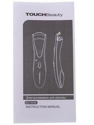Прибор для завивки ресниц Touchbeauty EC-1016