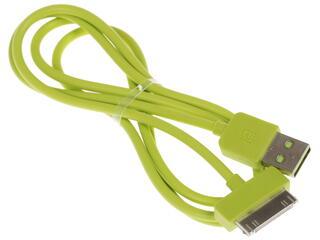 Кабель Remax Light  USB - 30-pin зеленый