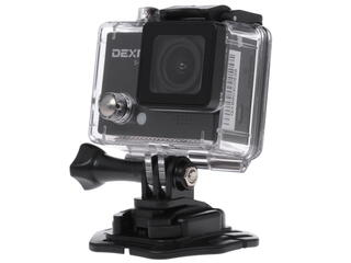 Экшн видеокамера DEXP S-40 черный