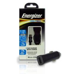 Автомобильное зарядное устройство Energizer DCA1QHMC3