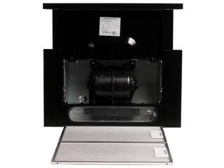 Вытяжка полновстраиваемая Zigmund & Shtain K 004.51 B черный