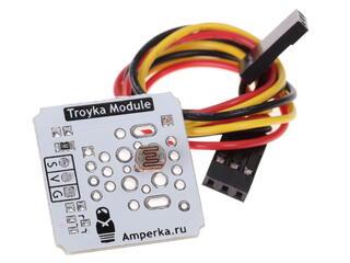 Датчик освещённости Troyka-модуль AMP-B004