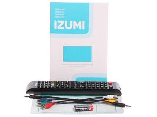 """32"""" (81 см)  LED-телевизор IZUMI TLE32D190B черный"""