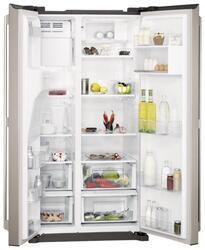 Холодильник AEG S56090XNS1 серебристый