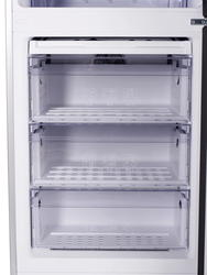 Холодильник с морозильником BEKO RCNK295E21S серебристый