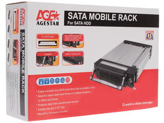 Салазки Agestar AMR1- SATA(K)-1F