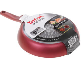 Сковорода Tefal Character C6820575 красный