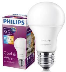 Лампа светодиодная Philips Scene Switch A60