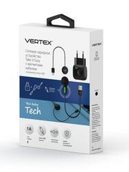 Сетевое зарядное устройство Vertex TC1000MMICROUSBB