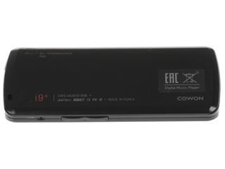 Мультимедиа плеер Cowon iAudio 9+ черный