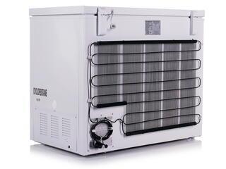 Морозильный ларь KRAFT BD(W)-275QG белый