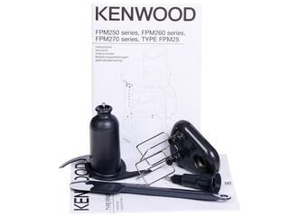 Кухонный комбайн Kenwood FPM 250 серебристый